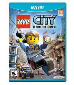 Lego City Undercover Selects (Wii U)