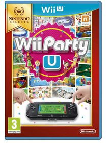Party U Selects (Wii U)