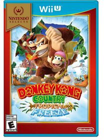 Donkey Kong Tropical Selects (Wii U)