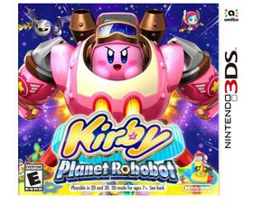 Kirby Planet Robobot (solus SW) (3DS)