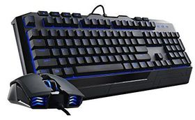 Coolermaster Storm Devastator II Gaming Combo - Blue LED
