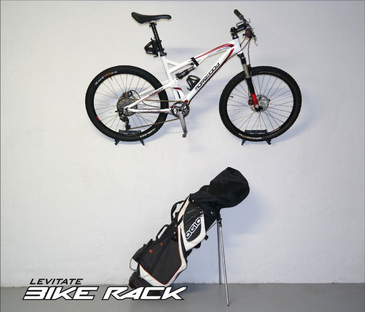 levitate bike rack wall mounted buy online in south africa. Black Bedroom Furniture Sets. Home Design Ideas