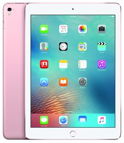 """Apple iPad Pro 9.7"""" 32GB WiFi and Cellular - Rose Gold"""