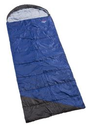 Bushtec - 300 CD Oversize Sleeping Bag - Blue