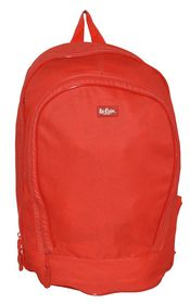 Lee Cooper Student Backpack Small - Red