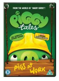 Piggy Tales: Season 2 - Pigs at Work (DVD)