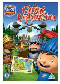 Mike the Knight: The Great Exploration (DVD)