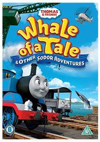 Thomas the Tank Engine and Friends: Whale of a Tale (DVD)