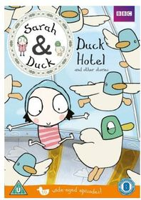Sarah and Duck: Duck Hotel and Other Stories (DVD)