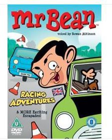 Mr Bean - The Animated Adventures: Volume 9 (DVD)