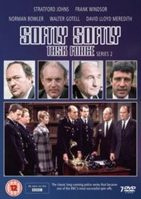 Softly Softly Task Force: Series 2 (DVD)