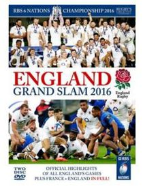 RBS Six Nations Championship: 2016 - England Grand Slam (DVD)
