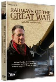 Railways of the Great War With Michael Portillo (DVD)