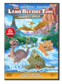 Land Before Time 14 - Journey of the Brave (DVD)