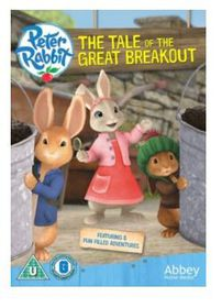 Peter Rabbit: The Tale of the Great Breakout (DVD)