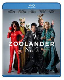 Zoolander No. 2 (Blu-Ray)