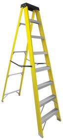 Fragram - Ladder Fibre Glass - 7+1 Step