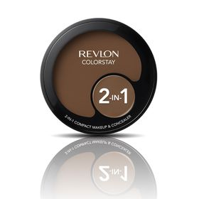 Revlon ColorStay Compact Makeup - Mahogany
