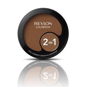 Revlon ColorStay Compact Makeup - Carob