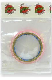 Tape Wormz White Double Sided Foam Tape - 1.5mm x 12mm x 10m
