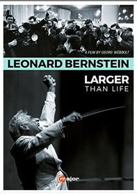 Leonard Bernstein: Larger Than Life (DVD)