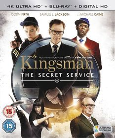 Kingsman - The Secret Service (4K Blu-ray)