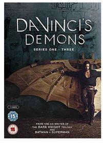 Da Vinci's Demons: Series 1-3 (DVD)