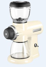 KitchenAid - Burr Grinder - Almond Cream