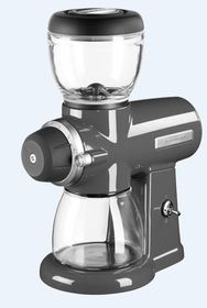 KitchenAid - Burr Grinder - Medallion Silver