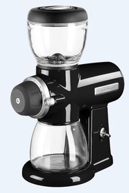 KitchenAid - Burr Grinder - Onyx Black