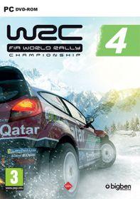 WRC 4 (PC DVD)