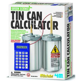 4M - Tin Can Calculator