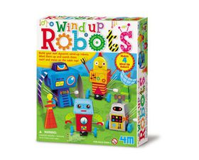 4M - Wind Up Robots