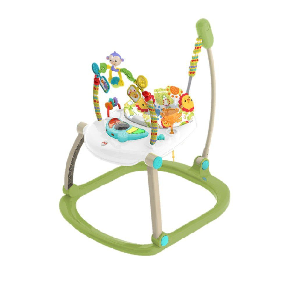 Fisher price jumperoo - Fisher Price Rainforest Space Saver Jumperoo