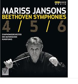 Beethoven: Symphonies Nos. 4-6 (Blu-Ray)