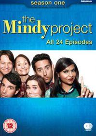 Mindy Project: Season 1 (DVD)