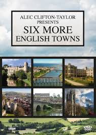 Six More English Towns (DVD)