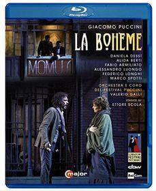 La Bohème: Puccini Festival (Galli) (Blu-Ray)