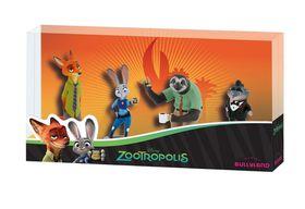 Bullyland Zootopia Deluxe Set (4 Figures)