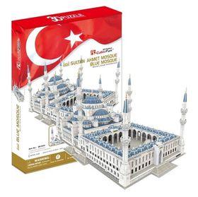 Cubic Fun Sultan Ahmet Mosque (Turkey) 321 pieces 3D Puzzle