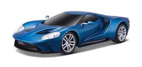 Maisto 1/24 R/C Ford GT in Blue