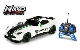 Nikko 1/16 R/c Dodge Viper SRT 2014