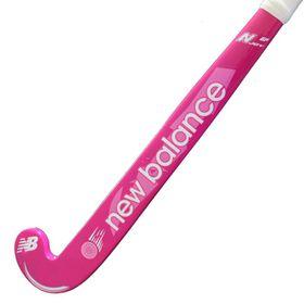 "New Balance NJOY 6PLY Hockey Stick 34"" - Pink"