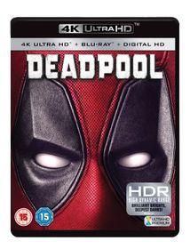 Deadpool (4K Blu-ray)