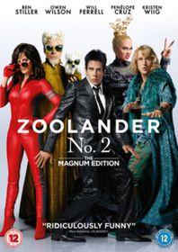 Zoolander No. 2 (DVD)