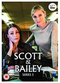 Scott and Bailey: Series 5 (DVD)