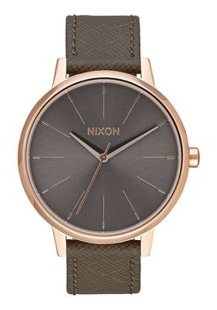 Nixon Kensingtonleather Rose Gold / Taupe - A1082214-00