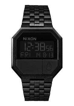 Nixon Re-Run All Black - A158001-00