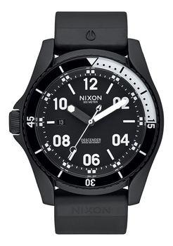 Nixon Descender Sport All Black - A960001-00