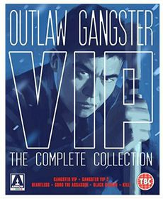 Outlaw Gangster VIP: The Complete Collection (Blu-Ray)